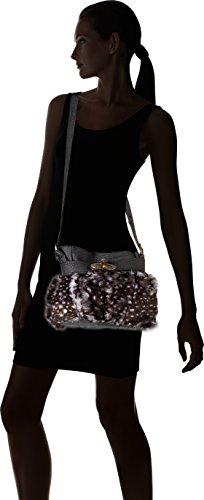 Lollipops Appy Bourse - Borse a spalla Donna, Noir (Black), 17x25x33 cm (W x H L)