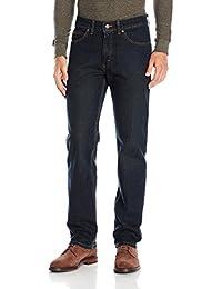 Men's Regular Fit Straight Leg Jean