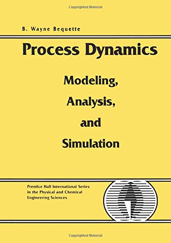 Pdf Technology Process Dynamics: Modeling, Analysis and Simulation