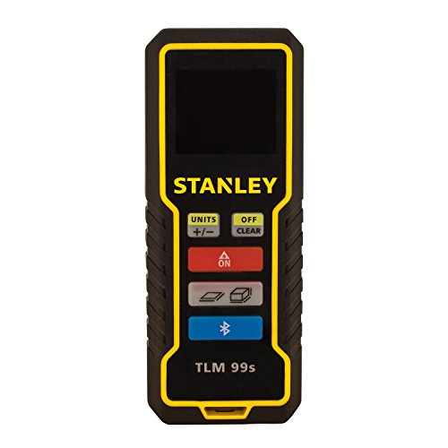 STANLEY STHT77511 Bluetooth Enabled TLM99s 100' Laser Distance Measurer by Stanley
