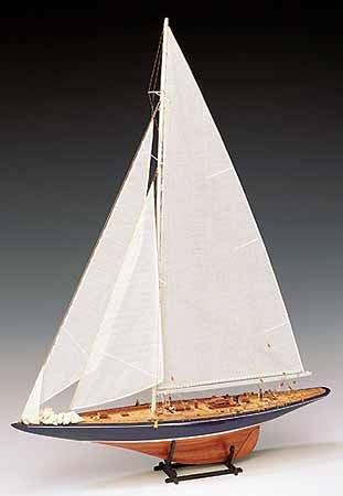 Endeavour Model Ship - 4