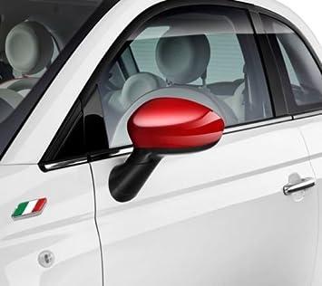 autoSHOP/® COPPIA CALOTTE SPECCHIETTI RETROVISORE CROMATE PER AUTO