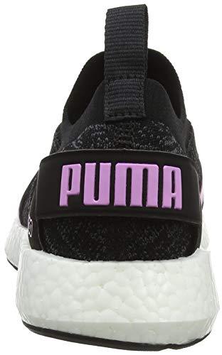 Gate NRGY Puma Puma Schwarz Knit Neko Black Laufschuhe WNS Engineer 01 iron Damen orchid RpHqpP