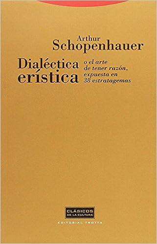DIALECTICA ERISTICA PDF DOWNLOAD