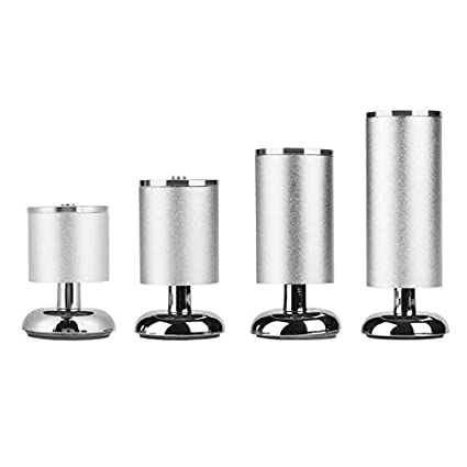 Amazon.com: Love Environment 4Pcs Height Adjustable Furniture Legs Home Furniture Support Feet for Table Bed Sofa Level Feet Cabinet Leg ruedas para mueble: ...