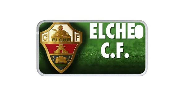 Amazon.com: Outlet Seller spanish football league Elche CF ...
