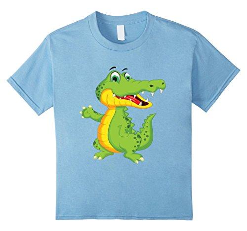 Kids Kids Hero Unisex Toddler Kids Animal crocodile 4 Baby Blue (Toddler Crocodile Costume)