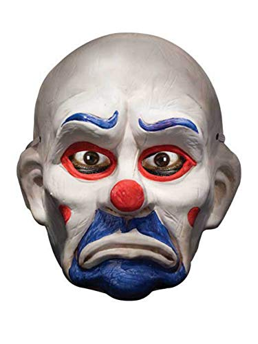 Batman The Dark Knight The Joker Clown Deluxe Child Mask -
