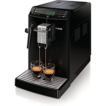 Saeco HD8775/48 Philips Minuto Focus Fully Automatic Espresso Machine
