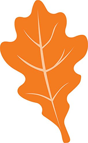 - Fall Leaves Paper Value Pack Assorted Cutouts