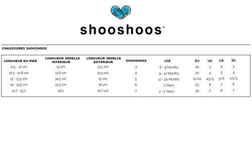ShooShoos, Baby Babyschuhe - Lauflernschuhe  rosa Rose