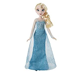 Frozen - Muñeca Elsa (Hasbro B5162ES2)