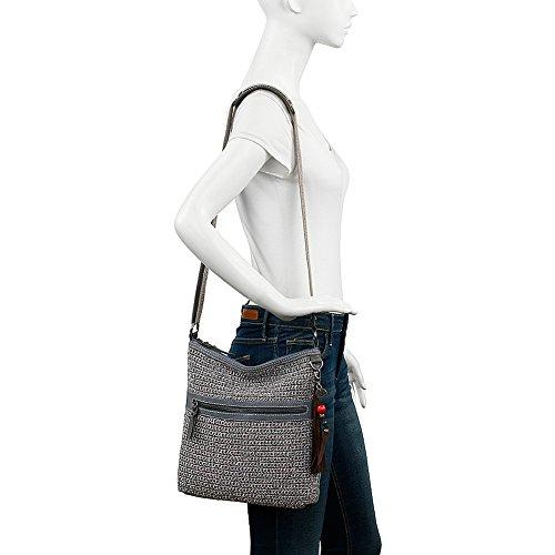 The Sak Crossbody Lucia Gypsy Stripe Crochet rOrTZqwg4