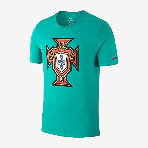 ステッチ防腐剤マキシムNIKE(ナイキ) ジュニア サッカーTシャツ Portugal クレスト ポルトガル代表 909854