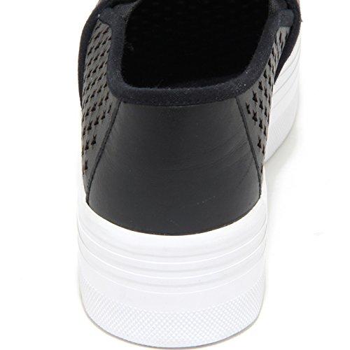 Jeffrey Donna Nere 1070m Zeppe Nero Scarpe Shoes Women Campbell Laser Slippers 4ORr6nx4Wq