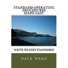 Standard Operating Procedures Made Easy