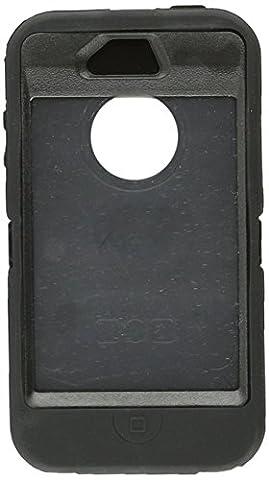 Multi Color Iphone 4 4S Body Armor Defender Silicone Hybrid Cove Hard Case, Three Layer Silicone PC Case Cover for iPhone 4 4S 4G, (Iphone4 Tough Cases)
