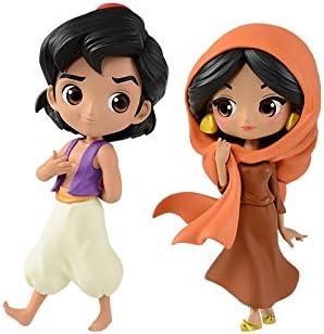 Disney Characters Q posket petit Jasmine Banpresto Qposket From Movie Aladdin