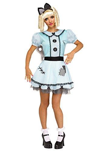 (Wind?up Key Dolly Women Costume)