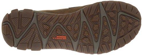 Merrell Todos a la calle Blazer Moc Resbalón-en el zapato Merrell Tan