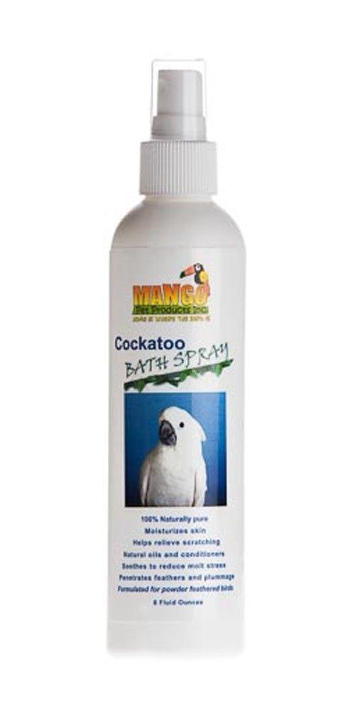 Mango Pet Cockatoo Bath Spray 1555