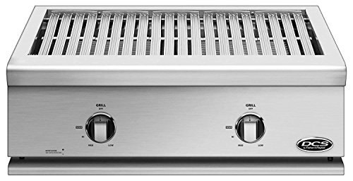 DCS Liberty Built-In All-Grill (71125) (BFGC-30G-N), 30-Inch, Natural Gas