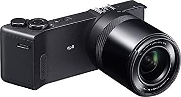 Sigma D0900 - Kit cámara Sigma DP0 Quattro y Visor LCD LVF-01 ...