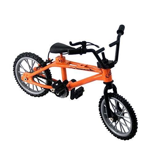 [해외]Toys for Girls and Boys Bike Model Mini BMX Mountain Bike Bicycle Model Kids Toy Gift Ornament for 112 Doll House Orange / Toys for Girls and Boys, Bike Model, Mini BMX Mountain Bike Bicycle Model Kids Toy Gift Ornament for 112 Dol...
