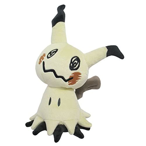 "Sanei Pokemon All Star Collection PP59 Mimikyu 7 ""Peluche farcie"