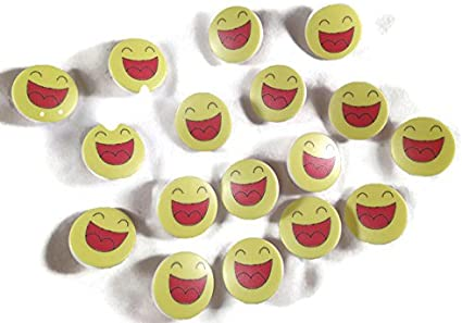 Blumenthal Lansing Company Cactus Buttons 18 Piece