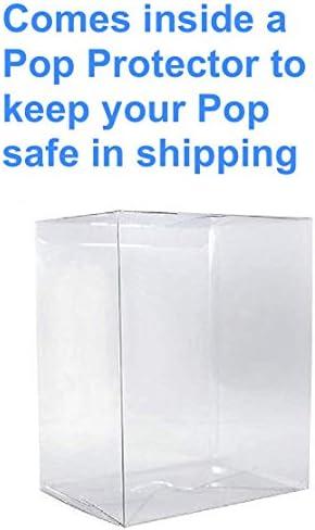 Funko Pop! Rocks - Slayer Jeff Hanneman, Tom Araya and Kerry King - Bundle of 3 Pops - Shipped in Playola Pop Protectors