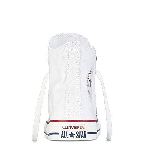As Charcoal Unisex Converse Sneaker 1j793 Can Bianco erwachsene Hi Zzwwdtxqg