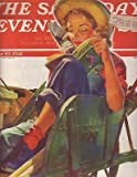 1941 Saturday Evening Post May 10-A Christie; Forester