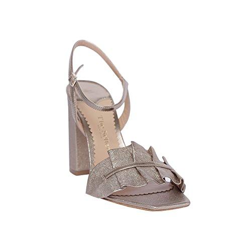 Pour Sandales Seller Femme The Platine qaSPw6R