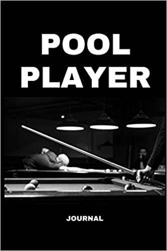 Pool Player Journal: A Notebook for Billiards Players: Amazon.es ...