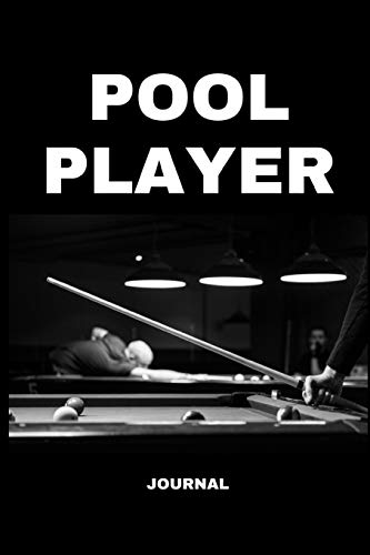 Pool Player Journal: A Notebook for Billiards Players por 1570 Publishing