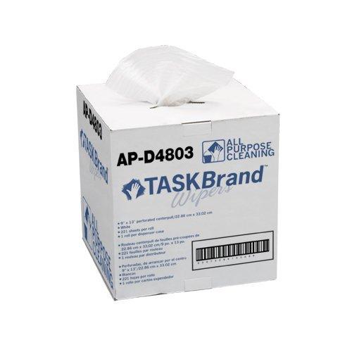 taskbrand-ap-d4803-blanco-de-uso-multiple-limpiaparabrisas-limpieza-con-centerpull-dispensador-el-li