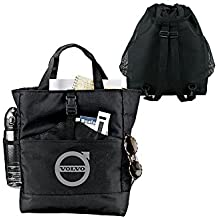 Genuine Volvo Backpack Tote Bag Combo Officially Licensed Product