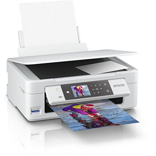 Epson Expression Home XP 455 Impresora multifunción Inyección de tinta 5760 x 1440 DPI 100 hojas A4 Impresión directa Blanco
