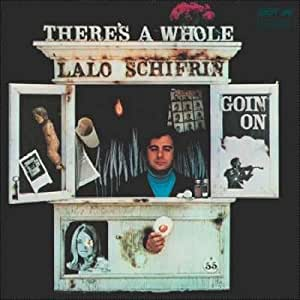 There's A Whole Lalo Schifrin Goin On 180g 33RPM LP
