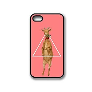 Triangle Female Goat iPhone 4 Case - Fits iPhone 4 & iPhone 4S