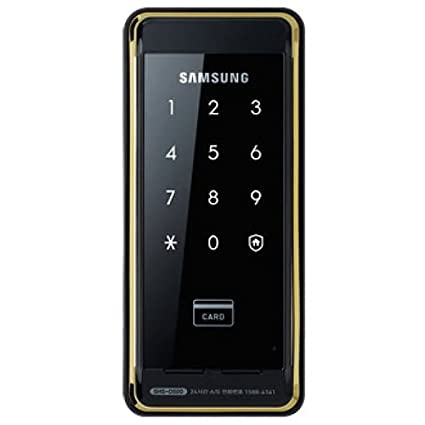 SAMSUNG Smart Digital cerradura EZON SHS-D500 tácti Dial tipo 2 piezas marcadores