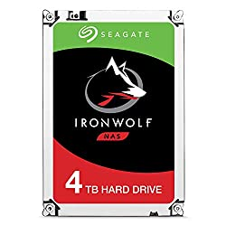 Image of the product Seagate IronWolf 4TB NAS that is listed on the catalogue brand of Seagate.