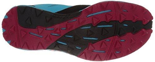 Inov-8 Womens Terraclaw 250 Scarpe Da Strada E Visiera Da Allenamento Bundle Blue / Berry / Black