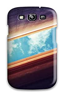 Scratch Free Phone Case For Galaxy S3 Retail Packaging Building