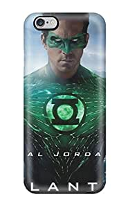Protector Hard Phone Cases For Iphone 6plus With Unique Design High Resolution Green Lantern Movie Skin JohnPrimeauMaurice
