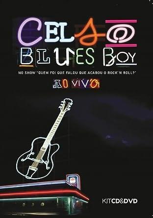 cd celso blues boy vivo