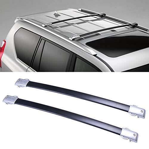 - OCPTY Roof Rack Cross Bar Cargo Carrier Fit for 2010-2017 Lexus GX460 Sport Utility 4-Door 4.6L Roof Rack Crossbars