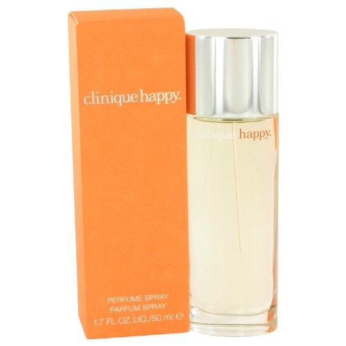(Clinique Happy For Women Eau De Parfum Spray 1.7 Ounces )
