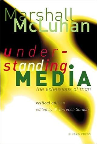 Marshall Mcluhan Understanding Media Pdf